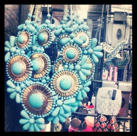 Turquoise shell neckalace only $24.99!!