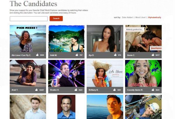 Jauntaroo Top 50 Candidates
