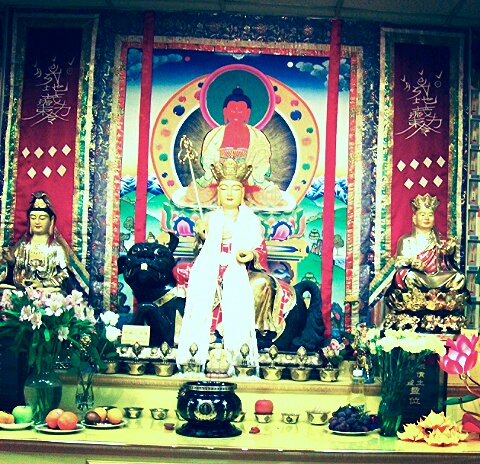 Ling Shen Ching Tze Temple Chicago Chapter