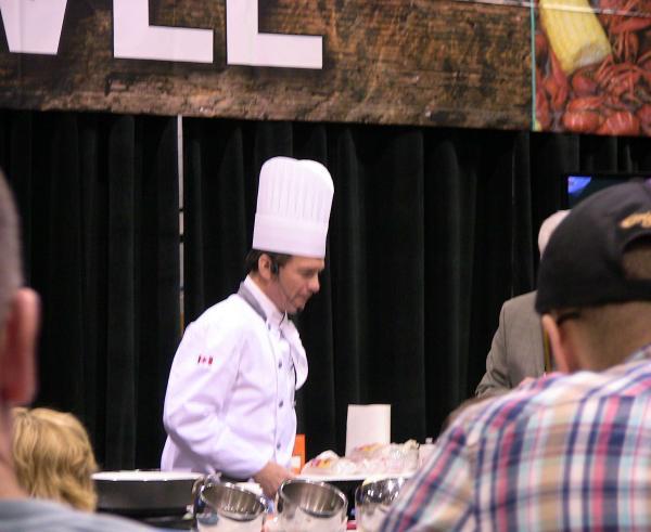 chef www.theGlobalDiva.com