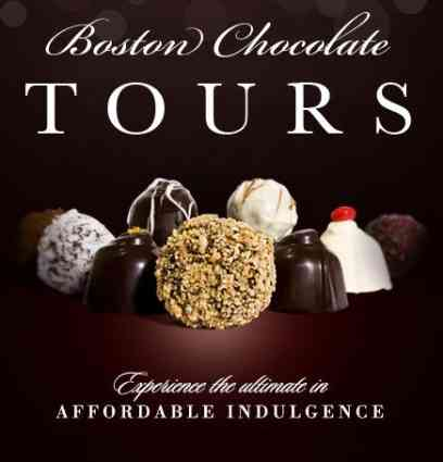 photo courtesy of Boston Chocolate Tours
