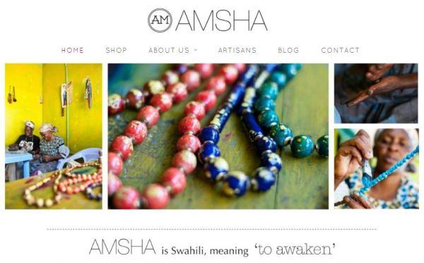 amsha screen